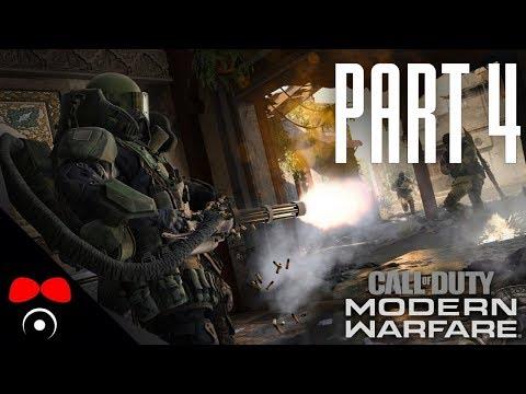 ÚPLNĚ JAKO V BENGHÁZÍ! | Call of Duty: Modern Warfare (2019) #4