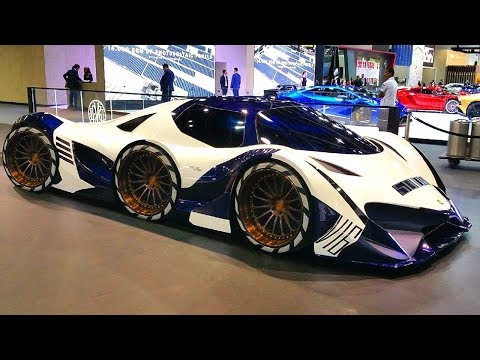 Most EXPENSIVE And RAREST Cars In The World!