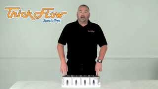 GenX Cathedral Port Cylinder Head For The LS1, LS2 And LSX - Trick Flow Specialties