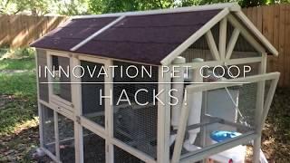 Chicken Coop Hacks For Every Backyard Chicken Owner!