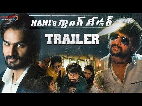 Actor Nani and Karthikeya nanis gang Leader Movie Trailer