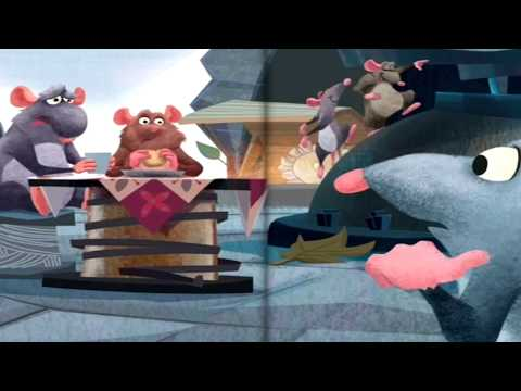 One Amazing Chef - Ratatouille - Kids Storybook - Read Along Story