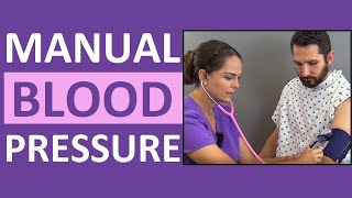 Blood Pressure Measurement: How to Check Blood Pressure Manually
