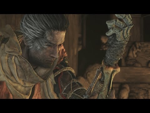 Trailer d'annonce de Sekiro: Shadows Die Twice