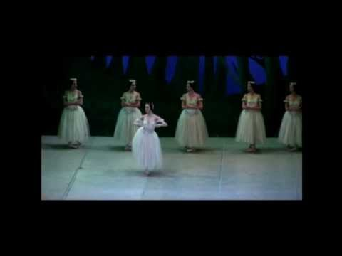 "Giselle with ""The National Ballet of Cuba"" as Giselle"