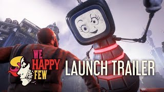 We Happy Few video