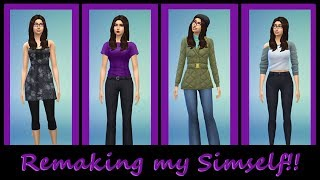 Remaking My Simself!!