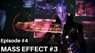 Mass Effect 3 [Episode 4] Uniting The Underworld WIth Aria & Taking Back Omega From Cerberus!
