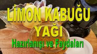 Limon Kabuğu Yağı Hazırlanışı Ve Faydaları , Cimenhulya