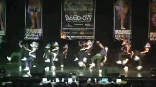 PINOY HIPHOP - STEP-OFF 2009: THE STOMP CHALLENGE Championship Round in the Philippines