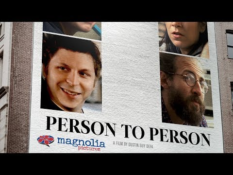 Particular person To Particular person trailer stars Abbi Jacobson, Michael Cera, and an old-school really feel · Coming Distractions · The A.V. Membership