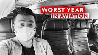 The Worst Year In Aviation – Coronavirus Impact