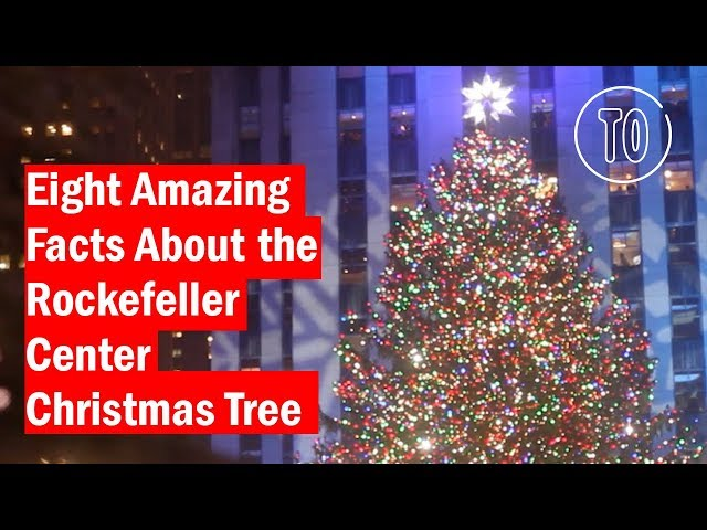 Every Christmas, Thousands Of New Yorkers (and Tourists) Travel To The  Bright And Brilliant Nexus Of Town: The Rockefeller Christmas Tree.