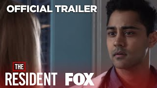 The resident official trailer en VO