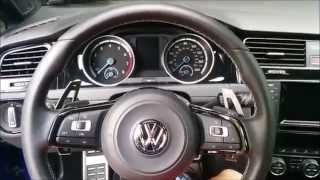 Golf R Vlog #5 - Paddle Shifter Extensions