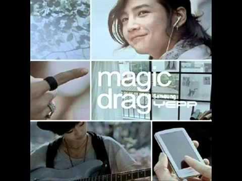 Jang Geun Suk  Hyorin - Magic Drag