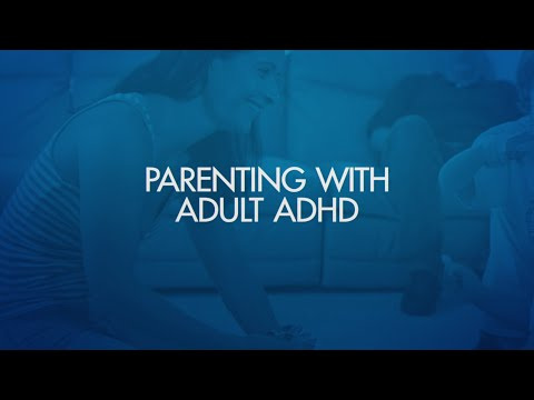 Parenting with ADHD