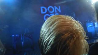 Donots - Superhero live @Rosenhof Osnabrück 28.12.2016