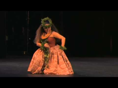 Ku Mai Ka Hula competition