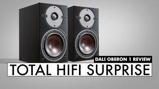 DALI Loudspeakers: OBERON 1 REVIEW! + Vokal, E9F Sub Dali Home Theater