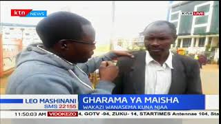 Hisia za wakaazi wa Kisii kuhusu kupanda kwa gharama ya maisha