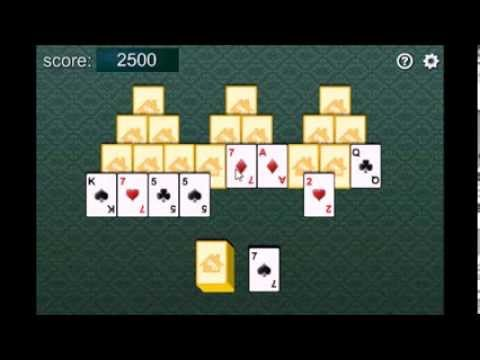 Video of Tri Peaks Solitaire Free