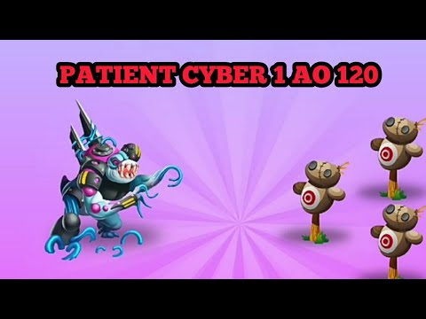 PATIENT CYBER 1 AO 120 ATAQUES CERTOS