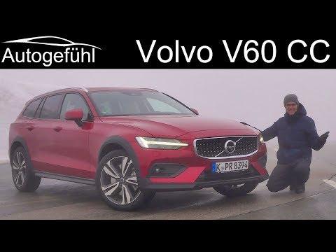 External Review Video UGaRueRkSAs for Volvo V60 (2nd Gen) Cross Country Wagon