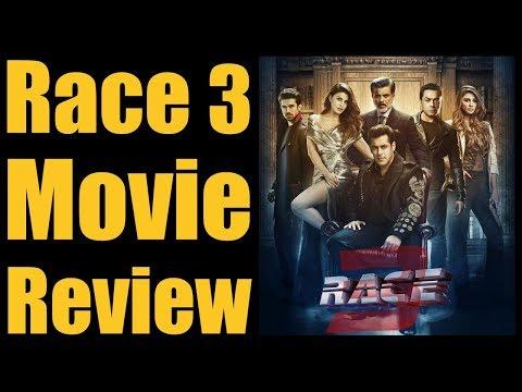 Race 3 Review   Salman Khan   Bobby Deol   Daisey Shah   Jacquiline Fernandese