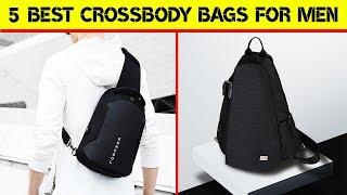5 Best Crossbody Bags For Men | Best Product