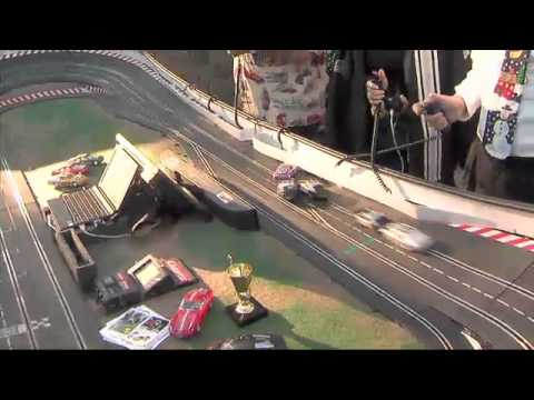 Hire Nomad Slot Car Racing - Mobile Game Activities in ...