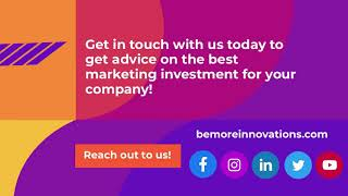 Be More Innovations - Video - 2