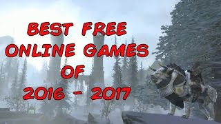 Top 10 Free Online Games 2016