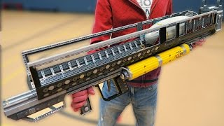 Top 10 UNBELIEVABLE Real Life Weapons From FALLOUT 4! (Fallout 4 Real Life Weapons)