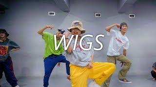 A$AP Ferg   Wigs (ft. City Girls, ANTHA) | MOMO Choreography