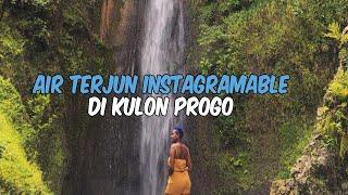 Wisata ke Yogyakarta Mampir ke 6 Wisata Air Terjun yang Instagramable di Kulon Progo