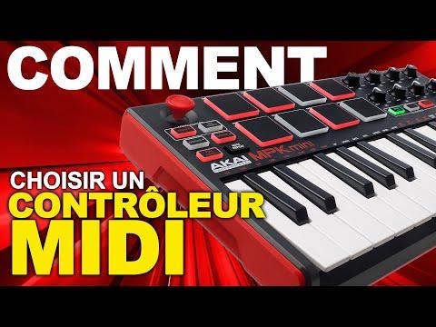 COMMENT choisir un CONTRÔLEUR MIDI