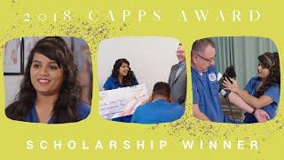 CAPPS AWARD 2018
