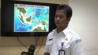 Penjelasan BMKG Tentang Penyebab Gempa Bumi & Tsunami