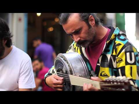 Kararsizlar - Mevlam Bir çok dert vermiş - street shooting in Tünel Sahne - Istanbul - 31/08/2014
