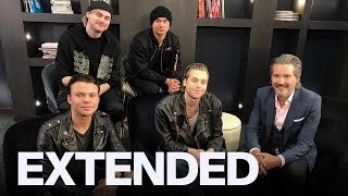 5 Seconds Of Summer Talk Their New Album, Shawn Mendes And Twitter Trolls | EXTENDED