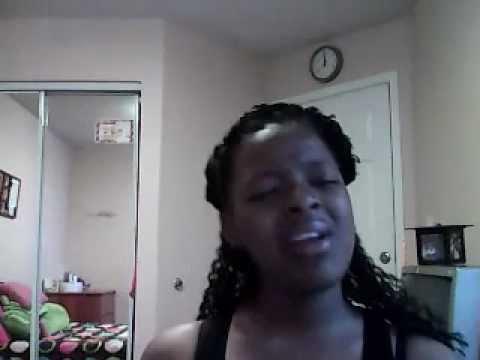 Cimera Wilson aka Cime singing Refill by Elle Varner