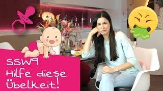 9. SSW   Hilfe, diese Übelkeit!   Schwangerschaftsupdate