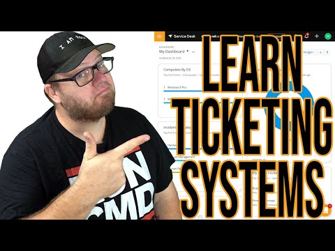 Learn I.T. Ticketing Systems - Help Desk Series
