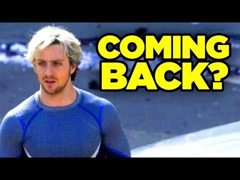 Avengers Endgame - QUICKSILVER Returning? Marvel Phase 4 Theory!