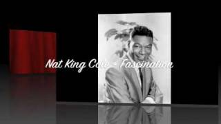 Nat King Cole - Fascination (w/ Lyrics)