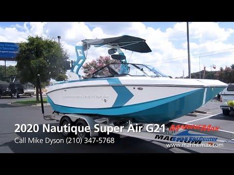 2020 Nautique                                                              Super Air Nautique G21 Image Thumbnail #0