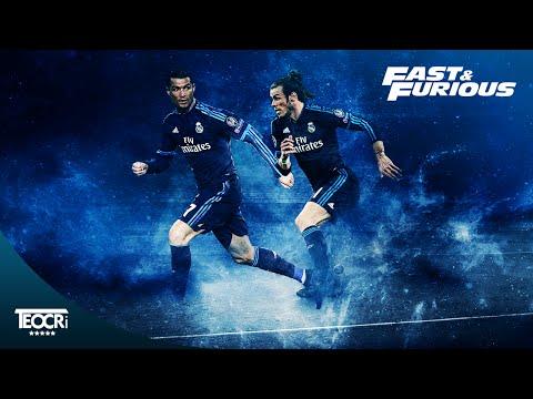 C.Ronaldo & G.Bale -Fast & Furious 2016- Best SkillsGoalsDribbles |HD|