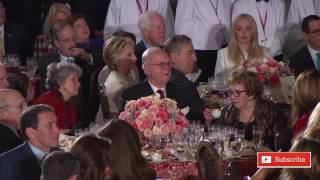 Donald Trump Inaugural Luncheon Speech after Dinner on Inauguration Day 2017 ✔