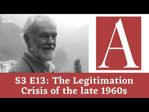 Anti-Capitalist Chronicles: The Legitimation Crisis of the late 1960s